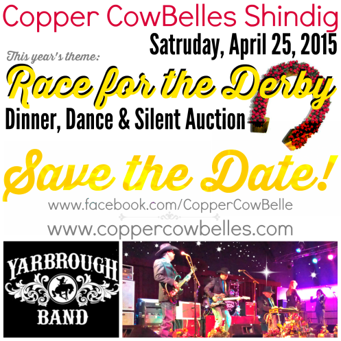 2015 CCB Shindig Save the Date